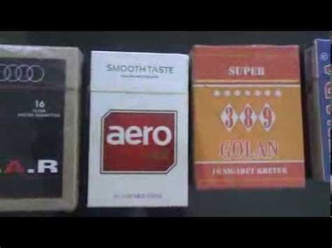 Harga Rokok Chanel rokok kretek koleksi 3