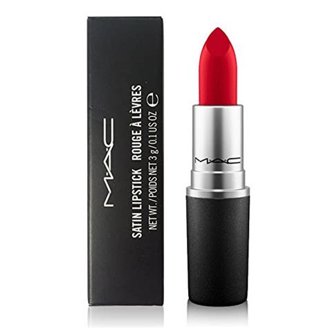 Mac Satin Lipstick Mac compare price mac russian lipstick on statementsltd