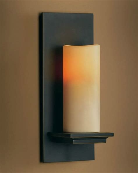 Hallway Wall Lights Indoor Hallway Black White Candlestick Wall Lighting