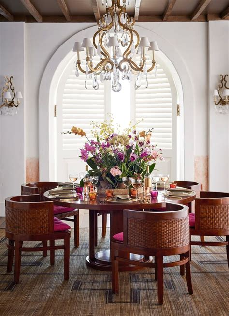 Modern Dining Room Ideas The Ralph Lauren Home Modern Sands Dining Table And Chairs