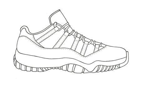 Drawing Jordans by Drawings Of Jordans 1 Retro Professional Standards Councils