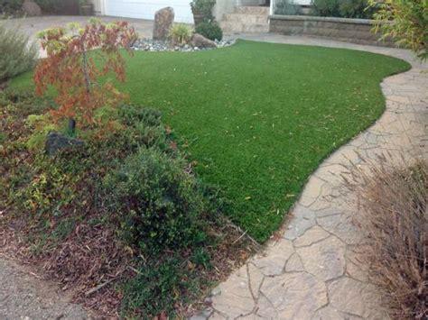 grass carpet summerland california paver patio