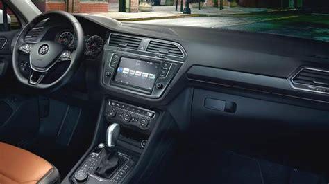 volkswagen tiguan 2016 interior volkswagen tiguan 2016 abmessungen kofferraum und innenraum