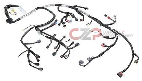wiring specialties efi engine wiring harness w