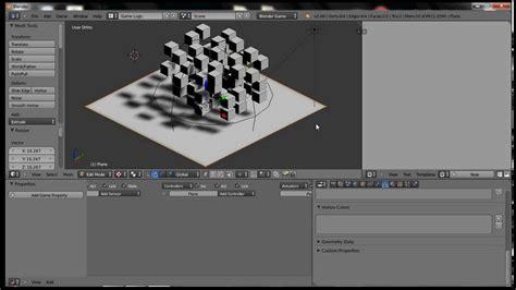 tutorials for blender game engine blender game engine explosion tutorial youtube