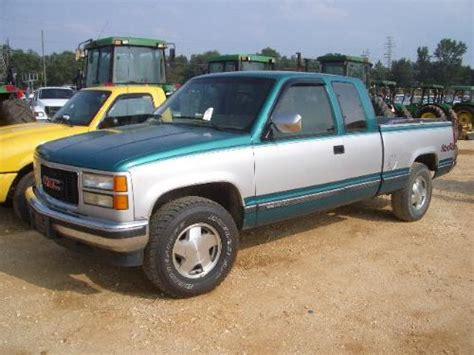 1994 gmc 1500 4x4 1994 gmc 1500 extended cab 4x4