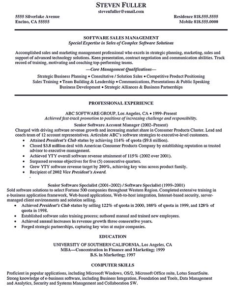 Account Manager Resume by Account Manager Resume Shows Your Professionalism In The