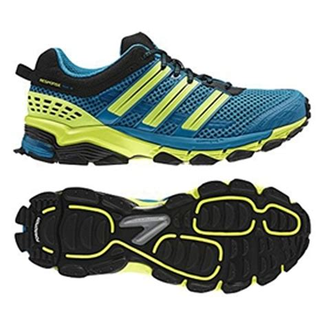 Jual Adidas Universal Tr sale 54 95 adidas response trail running shoes sharp blue electricity soccercorner