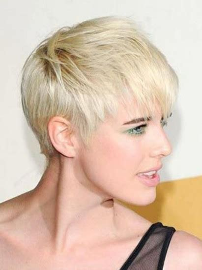 short feminine haircuts and color for men 2012 2013 feminine short haircuts short blonde