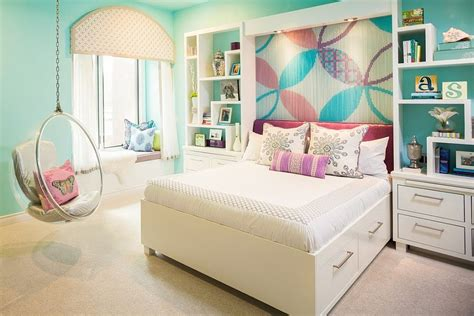 kids bedrooms 21 creative accent wall ideas for trendy kids bedrooms