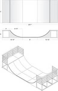 Backyard Skatepark Ideas Ramp Plans Online Ramp Plans