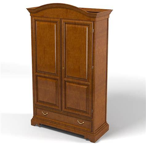 Bedroom Wardrobe Cabinet by Selva Bedroom Armoire 3d Max