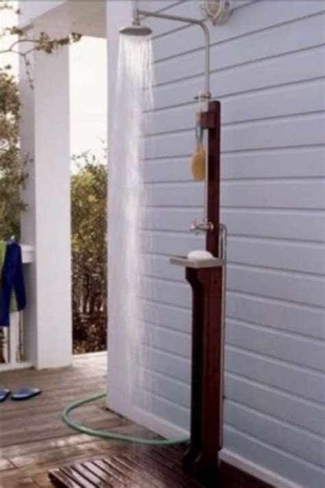 simple outdoor shower outdoor shower simple amazing home
