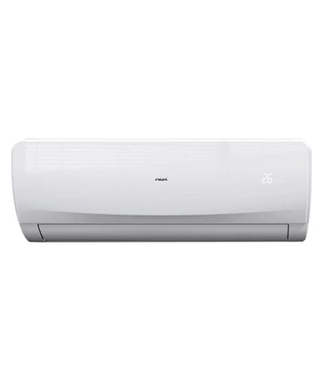 Ac Split Aux aux 1 ton 5 asw 125 lh white split air conditioner
