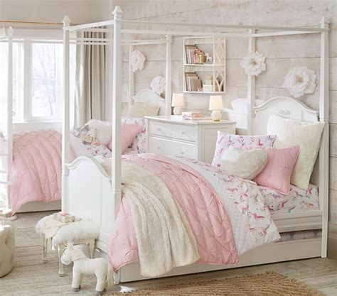 canopy bed sheets madeline canopy bed pottery barn kids