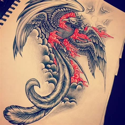 17 phoenix tattoo designs men my tattoo hq