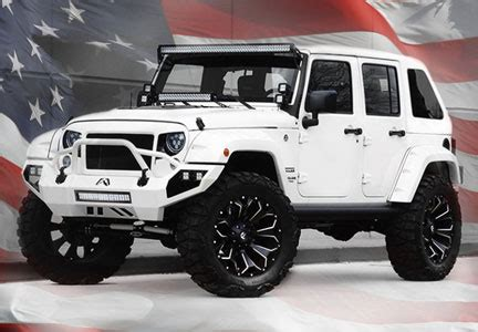 Customize Your Own Jeep Custom Jeeps Build Your Own Jeep American Custom Jeep
