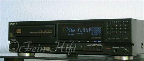 sony dvd player invalid format sony cdp m95 hifi cd player mit cd datenbank