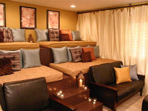 comfortable seating for small rooms let s go to the cinema creative home movie rooms