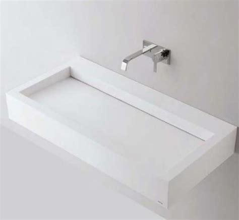 corian waschbecken kaufen corian design waschtisch waschbecken mineralwerkstoff
