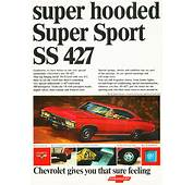 1967 Chevrolet SS 427 Sport Coupe Ad  CLASSIC CARS TODAY