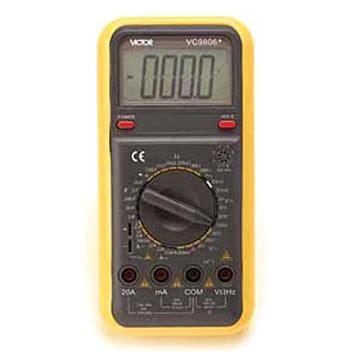 Analog Voltmeter Elektrik Merk Heles multimeter alat elektro penting anawinta