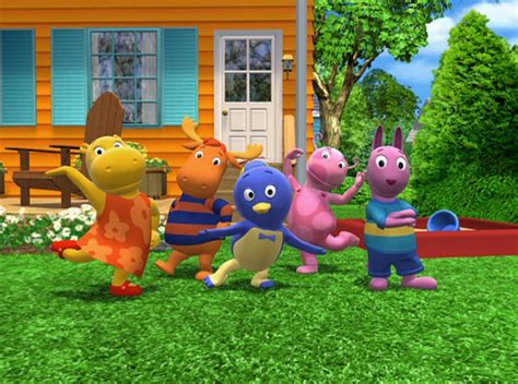 the backyard agains want to know all the snacks the backyardigans ate at the end of each episode great