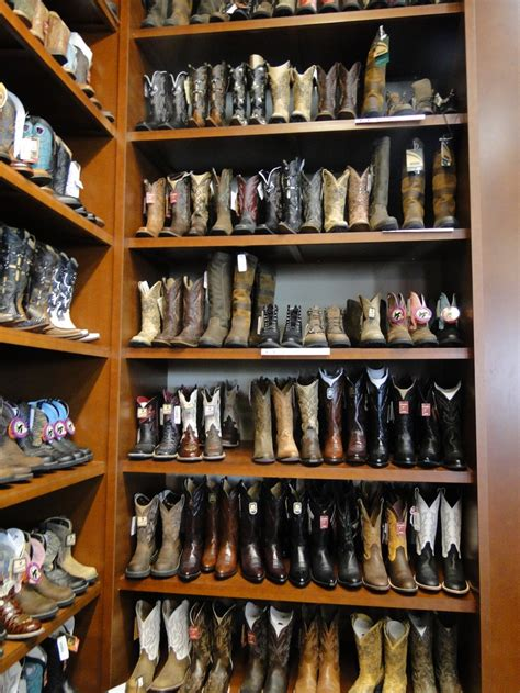 Western Closet by Cowboy Boot Closet Country Want List