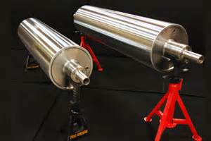 hot  cold thermal transfer rollers