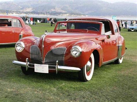Town Car Transportation by 1940 Lincoln Continental Town Car Transportation