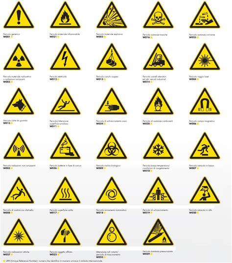 impianti meccanici dispense uni en iso 7010 2012 la nuova segnaletica di sicurezza