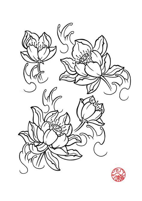 lotus flower by laranj4 on deviantart