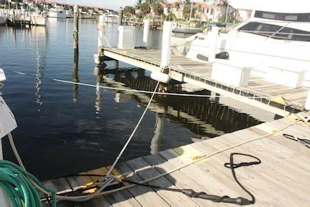 living on a boat slip return to your slip in a crosswind no problem with this