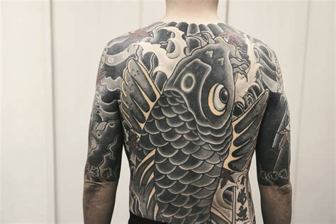 yakuza tattoos yakuza dokument press