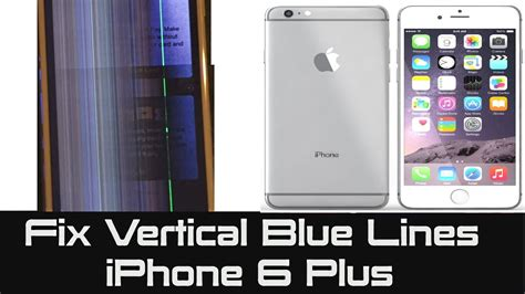 solved iphone 6 plus how to fix vertical blue lines unresponsive screen not responding