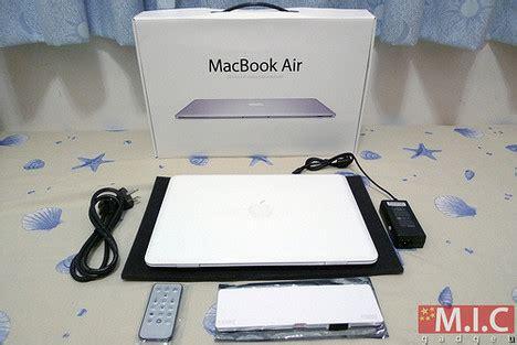Macbook Air Clone macbook air clone from china ubergizmo