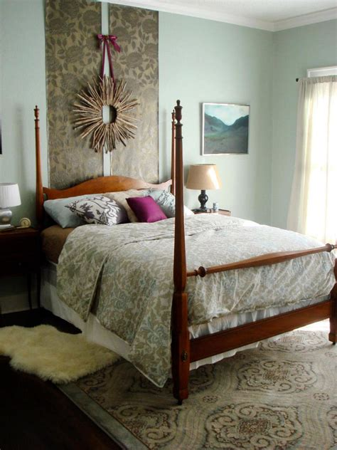 headboard wallpaper budget friendly headboards diy