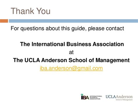 Strategy Internships Ucla Mba by Uk Work Authorization