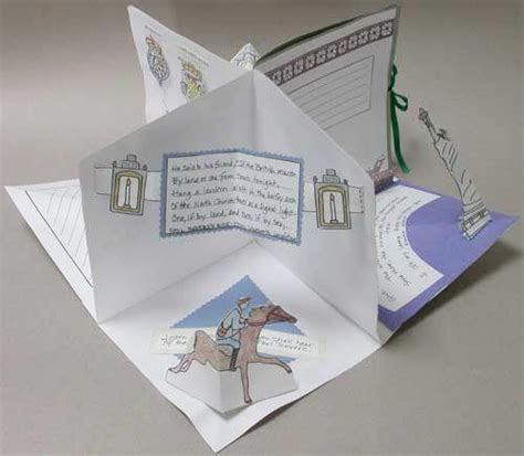 pop up book report pop up reports learn to make pop up