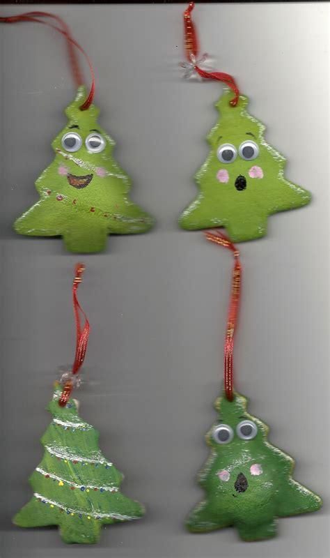 flour ornaments