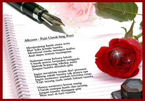 membuat puisi syair gambr puisi new calendar template site