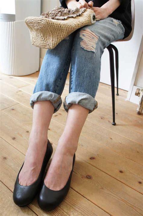 Benitz Flat Shoes B 1304 l ecume des jours avril 2