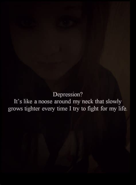 Marilyn Fighting Depression by The Noose Quotes Quotesgram