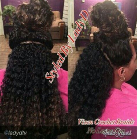 crotch hidden knots styles vixen crochet braids with no leave out hidden knot method