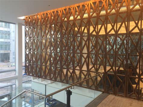 mortensen woodwork corporate projects architectural woodwork custom