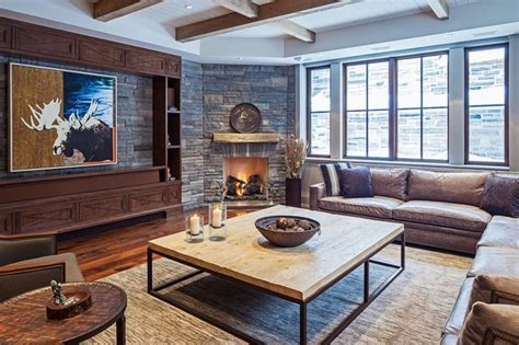 Traditional Tudor Style Home with French Interiors