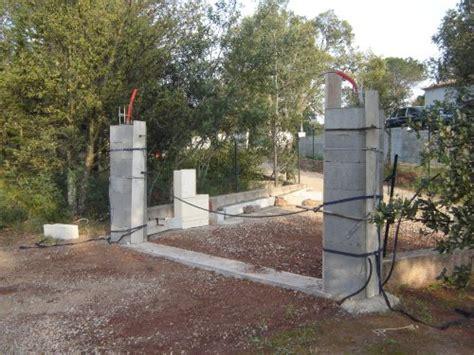 comment monter un portail 4898 installation d un portail d olivier hoarau aka funix