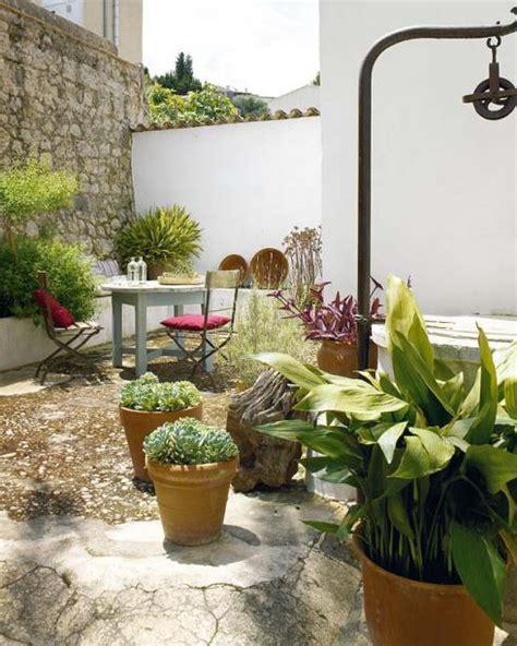 patio interior decorado decoraci 243 n con patio