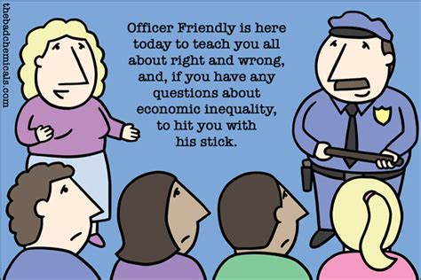 Officer Friendly by The Bad Chemicals Officer Friendly