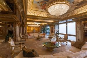 Trump Gold Apartment melania trump s new york city penthouse is on the 66th floor of trump